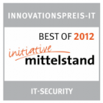 8MAN Innovationspreis-IT 2012 Logo